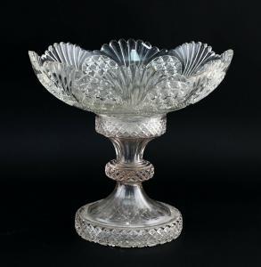 99835420 Glas Tafelaufsatz Kristall 2-tlg. alt