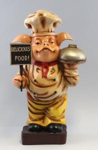 8375005 Kundenstopper / Deko-Figur Schwein