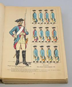 8390019 Geschichte der Bekleidung, Bewaffnung...des Preußischen Heeres 1906