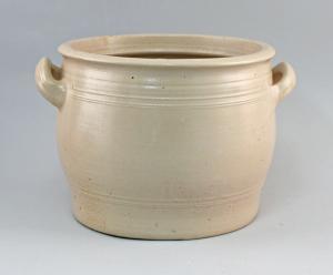 99845567 Keramik Vorrats-Topf Westerwald salzglasiert  H 19 cm