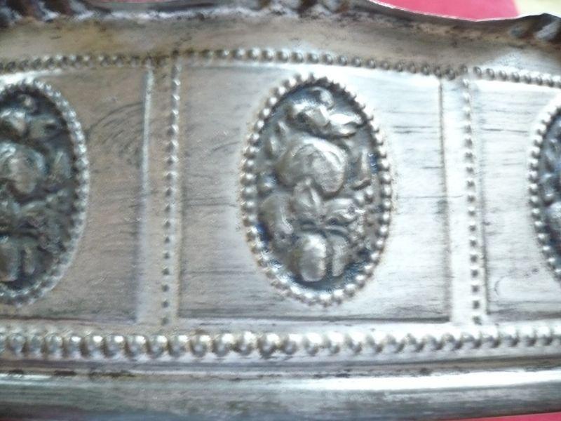 Antike ovale sehr schöne Schale  (2) 1