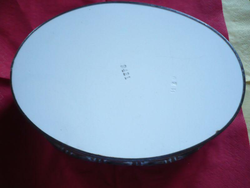 Antike ovale sehr schöne Schale  (2) 4