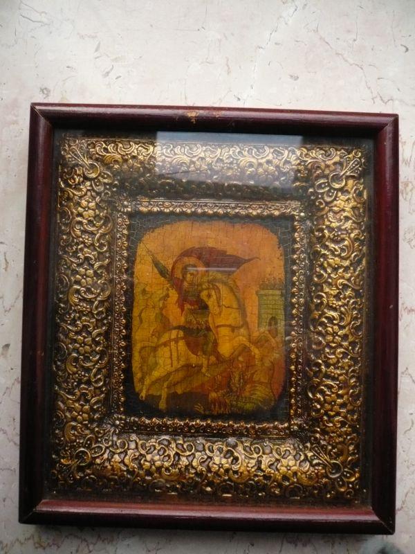 Heiliger Georg der Drachentöter (17)