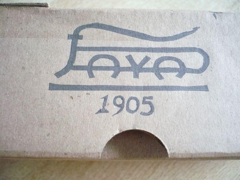 Blech Rennauto Faya - Nr.I-970 im org. Karton  (345) 3