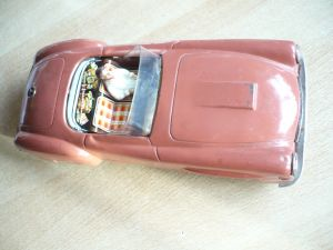 Blechauto MB190 \
