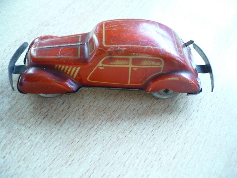Blechauto - Foreign - Schlüsselwerk - selten - Made in Germany (350) 0