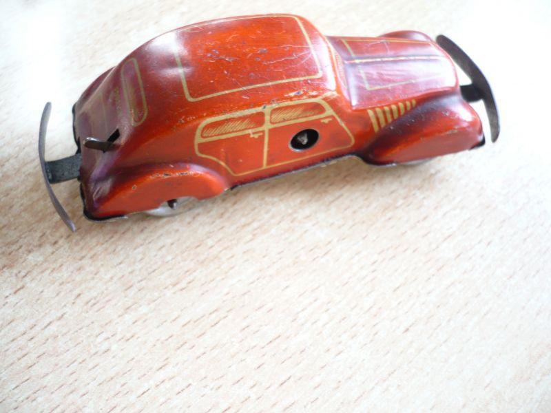 Blechauto - Foreign - Schlüsselwerk - selten - Made in Germany (350) 1