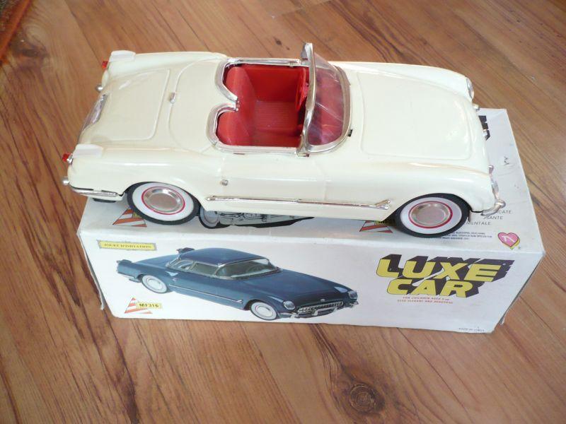 Blechauto Cabrio \