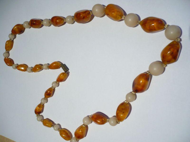 Bernstein-Perlenkette (419)
