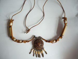 Mexikanische Amulet-Kette (492)