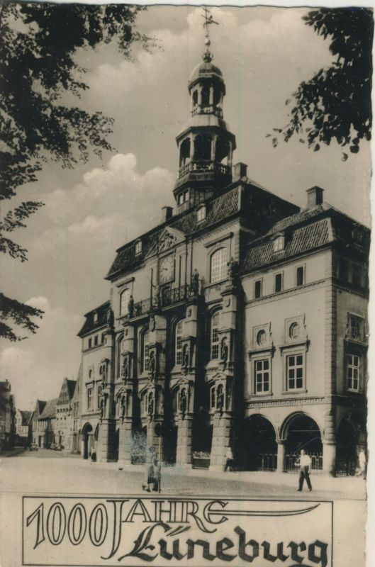 Lüneburg v. 1956 siehe Foto !! (AK241) 0