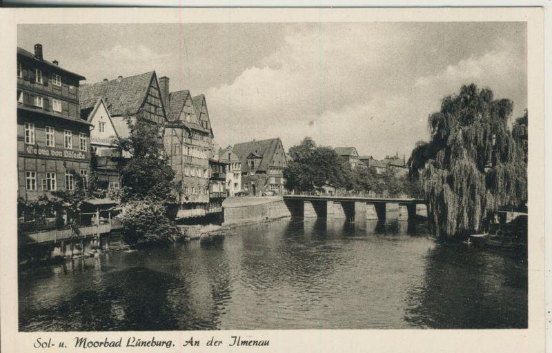 Lüneburg v. 1965 An der Ilmenau (AK248)  0