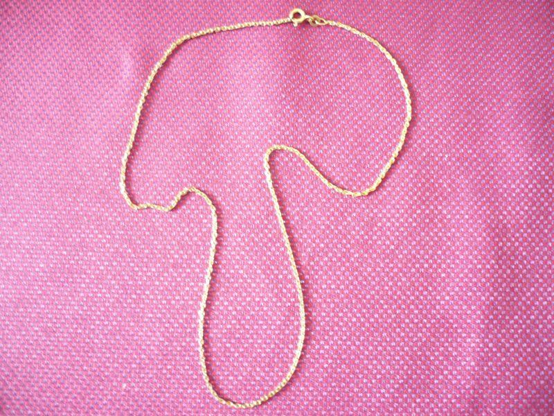 Halskette - Gold 333/000 (547)