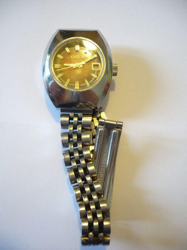 Citizen 28800 -Damen Uhr - Edelstahl (573)