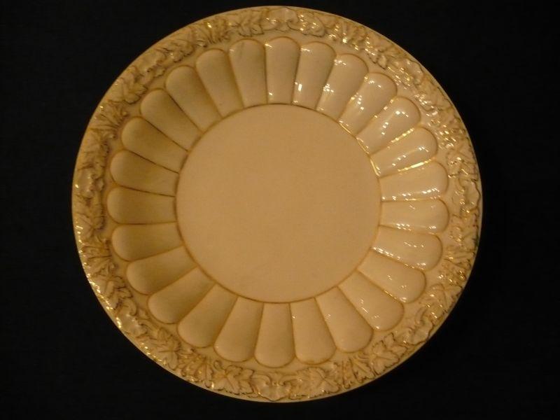 Meissen-Schale mit Gold-Dekor (603)