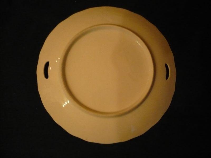 Brot-Teller mit Spruch in Gold (606) 1
