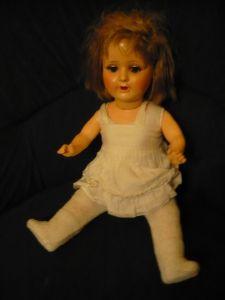 Puppe - Massekörper - älter (622)