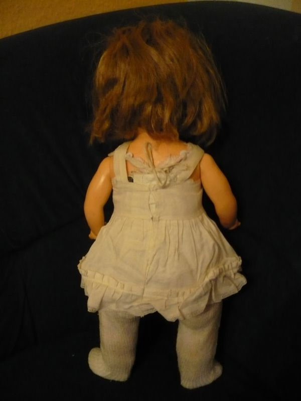 Puppe - Massekörper - älter (622) 2