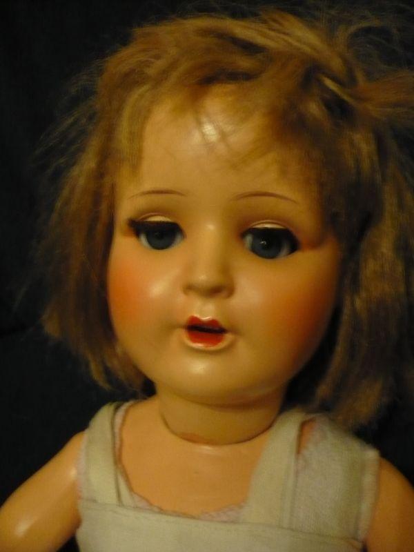Puppe - Massekörper - älter (622) 3