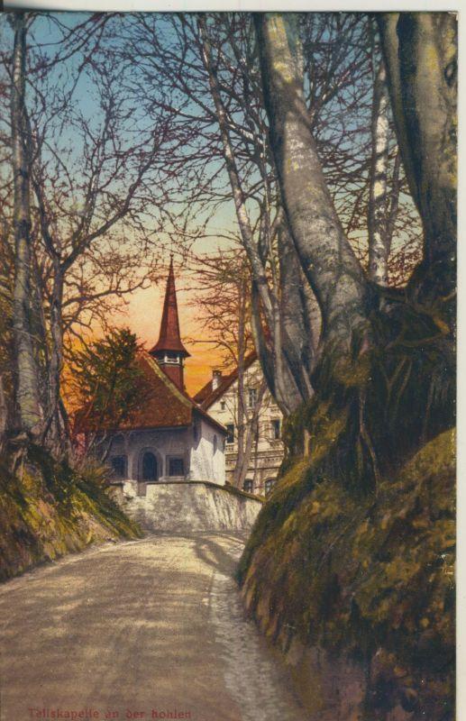 Sisikon v. 1916 Die Tellskapelle (AK1119)