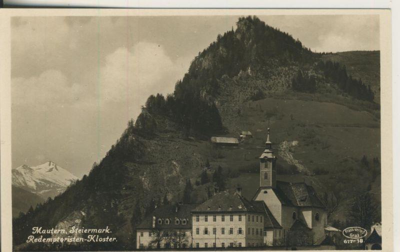 Mautern v. 1932 Das Kloster (AK1176)