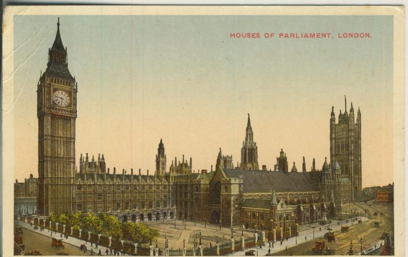 London v. 1934 Parlament (AK1181)