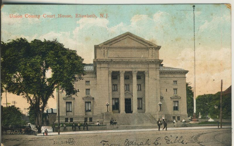 Elizabeth v. 1907 Union Counity Court House (AK1185)
