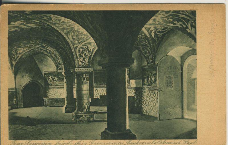 Ludwigsburg v. 1926 Burg Lauenstein (AK1190)