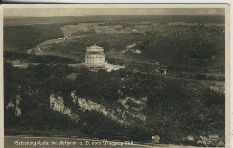 Kehlheim v. 1926 Die Befreinungshalle (AK1194)