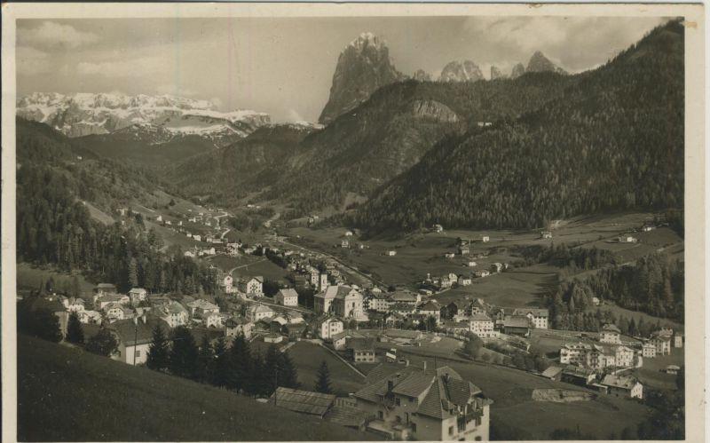 Val Gardena v. 1926 Dorfansicht (AK1195)