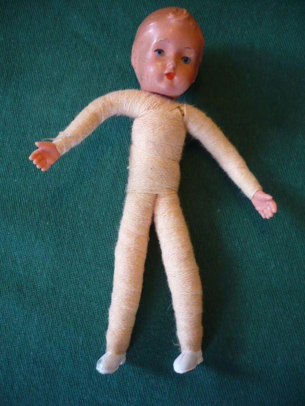 Puppenstuben Biege-Puppe (626)