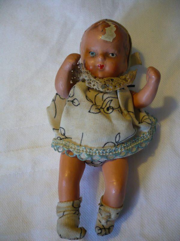Kleine Masse-Puppe, älter (632)