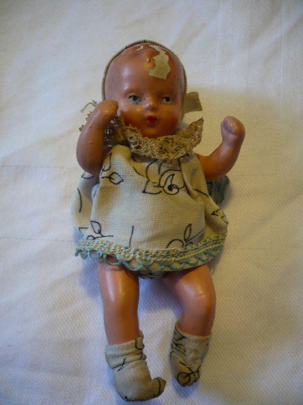 Kleine Masse-Puppe, älter (632) 1