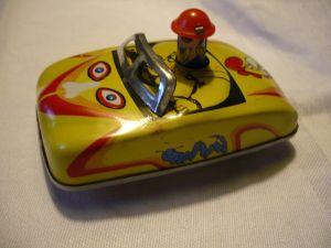 Blechspielzeug - Auto - Schwungantrieb (636)