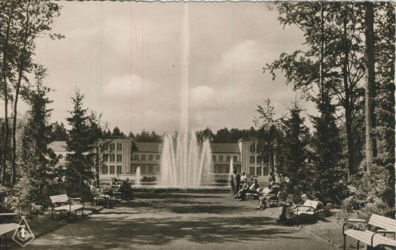 Bad Lippspringe v. 1956 Das Kurhaus (AK1251)