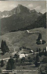 Plöcken v. 1962 Das Plöckenhaus (AK1277)
