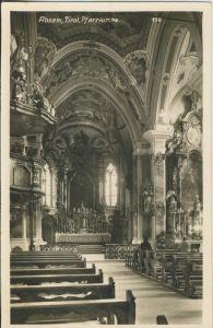 Absam v. 1940 Die Pfarrkirche (AK1279)