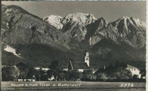 Absam v. 1962 Dorfansicht (AK1281)