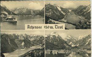 Achensee v. 1963 4 Ansichten (AK1289)