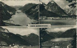 Achensee v. 1963 4 Ansichten (AK1290)