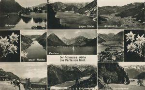 Achensee v. 1962 11 Ansichten (AK1291)