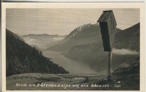Achensee v. 1963 Bärenbadalpe (AK1297)