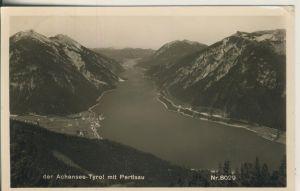 Achensee v. 1953 Pertisau mit Achensee (AK1298)