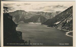 Achensee v. 1952 Der Achensee gegen Süden, das Juwel von Tirol (AK1299)