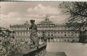 Rastatt v. 1955 Das Schloß (AK1306)