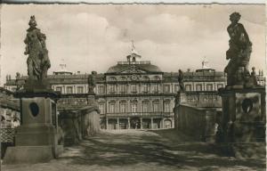 Rastatt v. 1963 Das Schloß (AK1309)