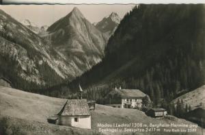 Zams v. 1963 Madau im Lechtal-Bergheim Hermine (AK1315)