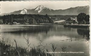 Villach v. 1961 Teil-Stadt-Ansicht mit See (AK1318)