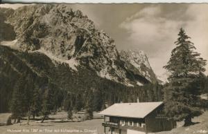 Köllespitze v. 1960 Musauer Alm (AK1319)