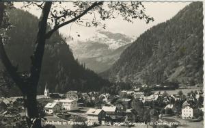 Mallnitz v. 1961 Dorfansicht (AK1324)